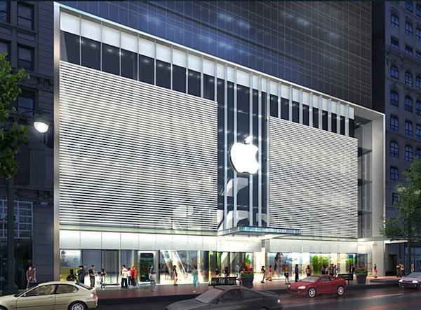 apple butiker i stockholm