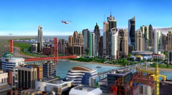 Sim City för Mac OS X snart här!