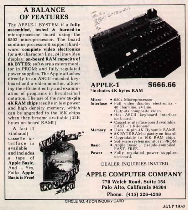 Vintage Apple Ads in the 1970s-80s (1)