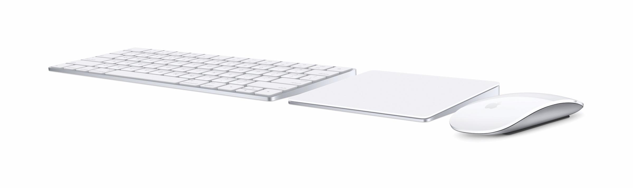 För en tid sedan släppte Apple tre ny-gamla tillbehör. Ett uppdaterat  trådlöst tangentbord de8e6a38785a2